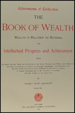 """The Book of Wealth Cover"""